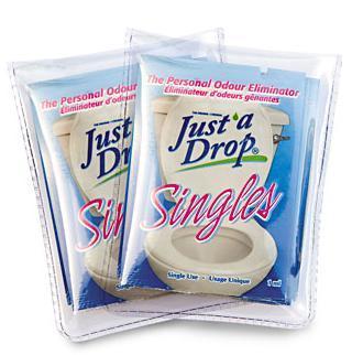 Just A Drop poop smell elminator
