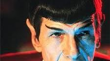 Spock Gets Lazy – Leonard Nimoy on Mars