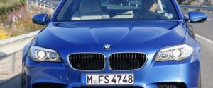Official: 2012 BMW M5 F10