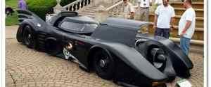 Jet Turbine Powered Batmobile by Putsch Racing