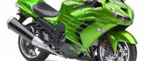 Big & Ugly: 2012 Kawasaki ZX-14R