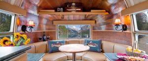 Orvis Restored 1954 Airstream Flying Cloud Travel Trailer