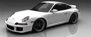Porsche 911 Retro Body Kit by Bo Zoland
