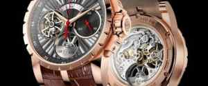 Roger Dubuis Excalibur Flying Tourbillon Chronograph