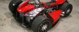 World's Most Expensive Quad: Wazuma V8F
