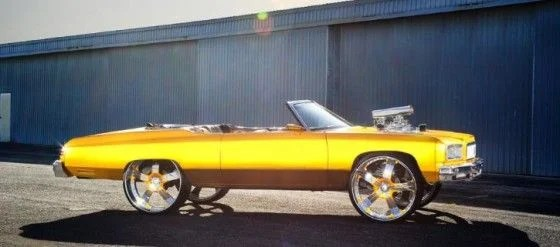 Chevry Caprice Bubble Car