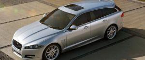 Jaguar XF Sportbrake (Station Wagon)