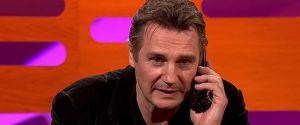 Liam Neeson Leaves a Message – The Graham Norton Show