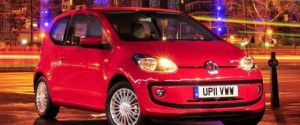 Volkswagen Up – Tiniest of VW Cars Hits Dealerships