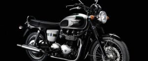 Triumph Bonneville 110th Anniversary Edition Bike