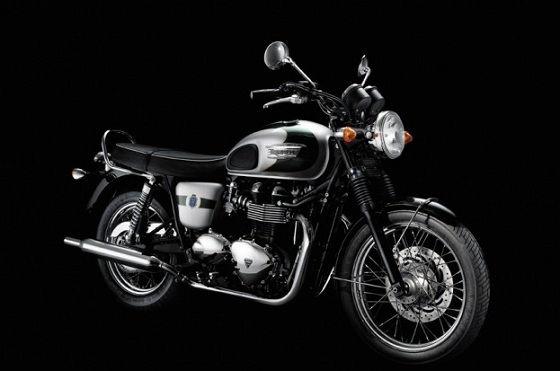 Triumph 110th Anniversary Bonneville