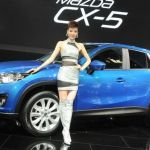 Chinese Auto Show Models