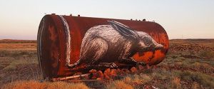ROA's Street Art – Australian Outback and Beyond