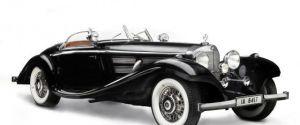 1936 Mercedes Benz 540 K von Krieger Special Roadster