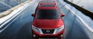 New 2013 Production Ready Nissan Pathfinder