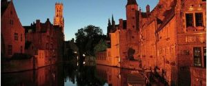 Vacation Destination: Historic City of Bruges, Belgium