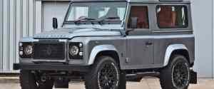 Kahn Design Land Rover Defender XS 90