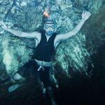 Cenote Swimming