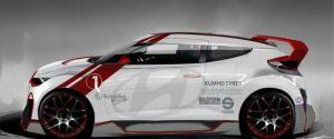 400HP Hyundai Veloster Velocity Concept