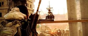Battlefield 3: Aftermath – After an Earthquake, the Crossbow Reigns Supreme