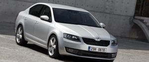 Third Generation Skoda Octavia Revealed