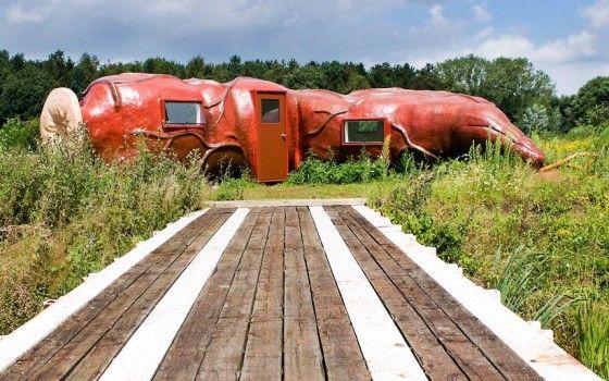 digestive track hotel