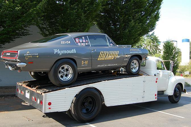 diamond don muscle car customization 68 barracuda savage gt