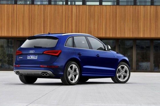 2014 Audi SQ5 TSI