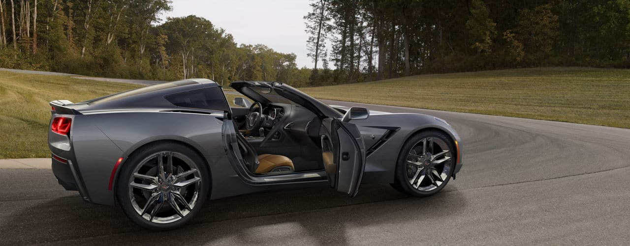 2014 Corvette Singray targa top