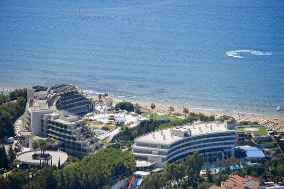 Crytsal Sunrise Queen Luxury Resort & Spa