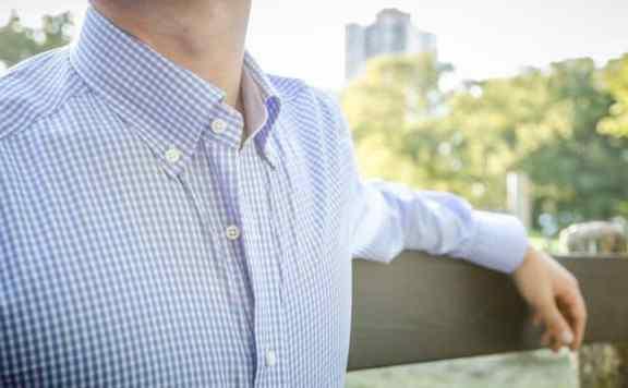 hall & madden cheap designer dress shirts plaid detail