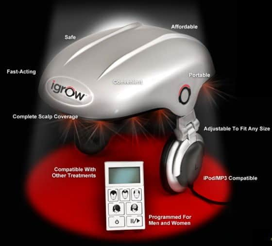 iGrow hair treatment system