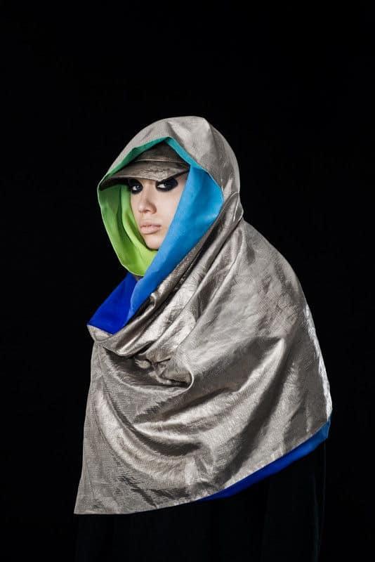 thermal cloaking cloak