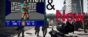 The Graphical History of First Person Shooters – 1992-2012