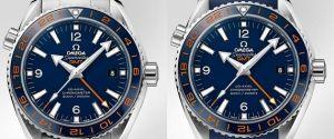 Omega Seamaster Planet Ocean GoodPlanet GMT Watch