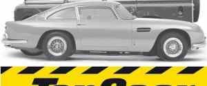 """Top Gear – """"The Cool 500: The Coolest Cars Ever Made"""" Book"""