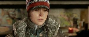 Beyond: Two Souls – Dark Days, The Game