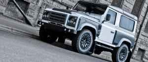 Kahn Design Land Rover Defender XS 90 Wide Track