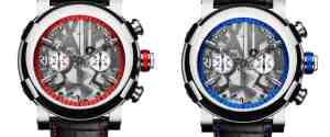 Romain Jerome Steampunk Chronograph Watches