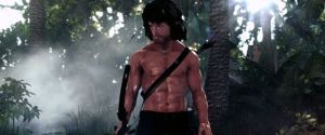 RAMBO: The Video Game – Powered by Potato Engine 3 Technology