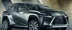 Lexus LF-NX Concept: It Looks Awfully Mad!