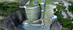 Songjiang Hotel – Luxury Cave Hotel in China