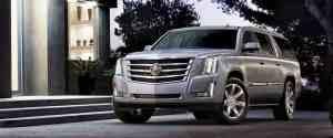 2015 Cadillac Escalade Full-Size SUV