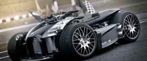 Lazareth Wazuma V8F Quad With Ferrari V8