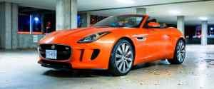 2014 Jaguar F-Type S Roadster Review