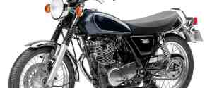 Coming To America: 2015 Yamaha SR400