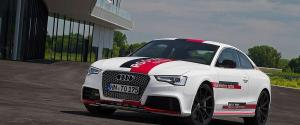 Triple-Charged Audi RS5 Diesel Concept