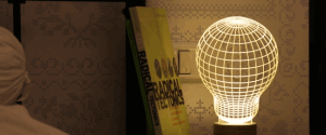 BULBING – Awesome Optical Illusion LED Lamp