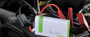 Cobra JumPack: Jump Start Your Car Without Jumper Cables