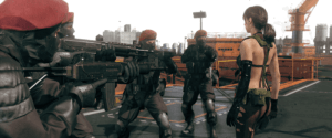 Metal Gear Solid V: The Phantom Pain — Tokyo Game Show 2014 Trailers in 1080P